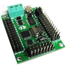 AK-32 32 Channel Servo Control Board Arduino USB for Smart Car