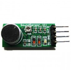 High Sensitivity Mini Sound Sensor