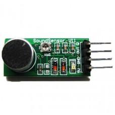 High Sensitivity Mini Sound Sensor