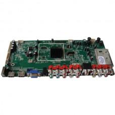 MST6M48V2.0-C USB HDMI Universal Control Main Driver Board Module For HD LCD TV