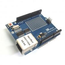 ENC28J60 HR911102A RJ45 Webserver Ethernet Shield for Arduino UNO R1 R2 R3