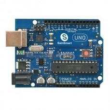 UNO (Arduino-Compatible) 2011 Ver ATMEGA328P-PU/ATMEGA8U2 + Free USB Cable