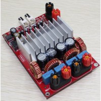 Assembled TAS5630 +OPA1632DR 300W+300W Stereo Class-D Audio Power Amp Amplifier Board
