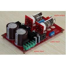 Brand New Pre-AMP Digital Amplifier KIT Tube 6N11SRPP Good for DIY