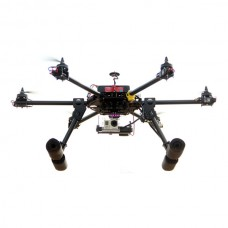 THB-X6 20mm Carbon Fiber FPV Hexacopter Multicopter/Aircraft+Motor/ESC/Battery Set (King Kong Version)