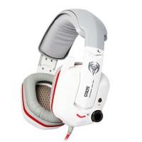 Brand Somic 7.1 Surround Sound USB Games Gaming Headset Headphone 4 Razer Gamer-White