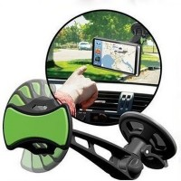 GripGo As Seen On TV Universal Car Phone Mount GPS Hands Free Shipping TV Grip Go