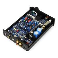 SMSL SD-650 High DAC Coaxial Optical USB Input Decoder & Headphone Amplifier