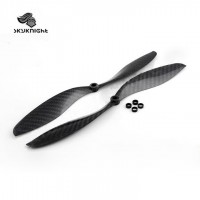 Skyknight A-grade 1238 12X3.8 Carbon Fiber Propeller CW/CCW  Prop for FPV QuadCoptor/Hexacopter