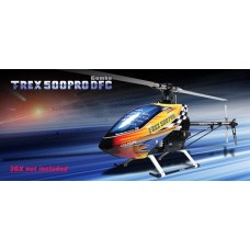ALIGN T-REX 500 PRO DFC Helicopter Combo RH50E02XW