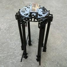 25mm Carbon Fiber Octacopter Multicopter Frame Set Kit 1200mm Wheelbase Aircraft FPV System