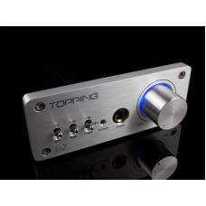 Topping TP-D2 Portable Head AMP & USB DAC Sound Card Built-in Pre Amplifier with USB Port