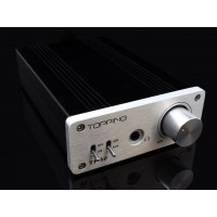 Topping TP30 USB Decoder Earphone AMP 2x15W TA2024 Digital Power Headphone Amplifier