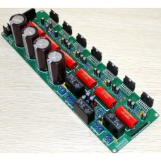 TDA7294 5.1 Channel Amp High Capacity 10000Uf*4 50V BTL Amplifier Board 50-150HZ