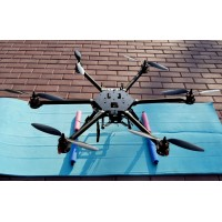 THB-6 900mm Hexacopter Frame 25mm Carbon Fiber 9kg Heavy-Duty FPV Multicopter/Aircraft Better/DJI S800