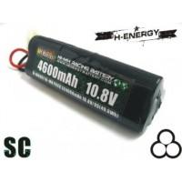 H-ENERGY 4600mAh 10.8V NI-MH Battery