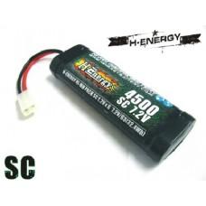H-ENERGY 4500mAh 7.2V NI-MH Battery