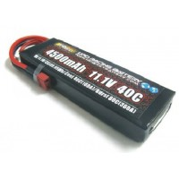 H-ENERGY 4500mAh 11.1V 40C LiPo Battery