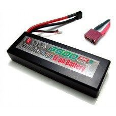 ACE 7.4V 3500mAh 30C LiPo Battery Pack for RC Airplane Helicopter Multi-Rotor