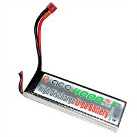 ACE 7.4V 4000mah 30C LiPo Battery Pack for RC Airplane Helicopter Multirotor