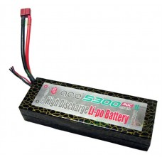 ACE 7.4V 5300mah 30C LiPo Battery Pack for RC Airplane Helicopter Multirotor
