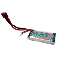 ACE 7.4V 1000mAh 15C LiPo Battery Pack for RC Airplane Helicopter Multirotor