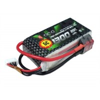 ACE 11.1V 1300mAh 25C LiPo Battery Pack for Multi-rotor Airplane