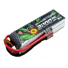 ACE 11.1V 2200mAh 3S 25C LiPo Battery Pack for Multi-rotor Airplane