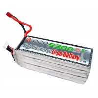 ACE 18.5V 5300mAh 30C LiPo Battery Pack for Multi-rotor Airplane
