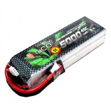 ACE 5000mAh 11.1v 3S 45C LiPo Battery Pack Perfect Match for big S and E