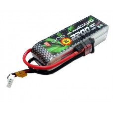 Multi-rotor Airplane ACE 11.1V 2200mAh 3S 40C LiPo Battery Pack High C