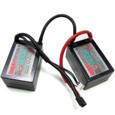 ACE 7.4V 6000mAh 25C Lipo Batter Pack Electricity for Multi-rotor Airplane