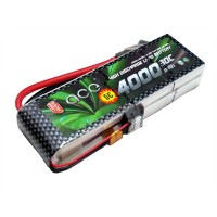 ACE 11.1V 4000mAh 30C LiPo Battery Pack Electricity for Multi-rotor Airplane