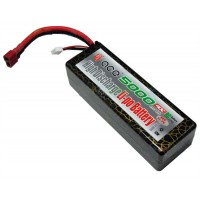 ACE 11.1v 5000mAh 40C LiPo Battery Pack for Multi-rotor Airplane