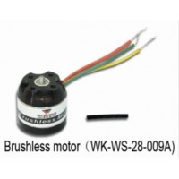 Brushless motor (WK-WS-28-009A) for Walkera MX400S UFO-MX400S-Z-05
