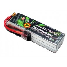 ACE 11.1V 2600mAh 25C LiPo Battery Pack