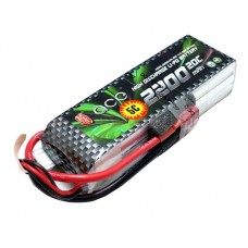ACE 11.1V 2200mAh 3S 20C LiPo Battery Pack for RC Hobby Copter