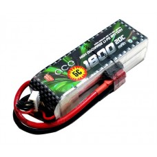 High Quality ACE Dischargeable 11.1V 1800mAh 3S 20C LiPo Battery Pack