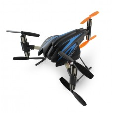 SH 6047 A Scorpion Tricopter S-Max 6 Axis Gyro 4 Channel 2.4GHz R/C Hexacopter Helicopter