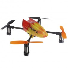 HiSKY FF120 3D Flying Multicopter with HT8 Adapter Module Mini RC Quadcopter 2.4G