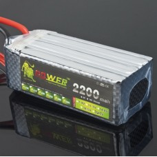 High Quality Rechargeable LION Power 22.2V 2200MAH 25C LiPo Battery BT686