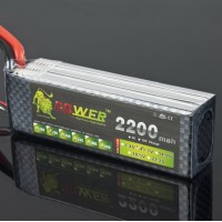 High Quality Rechargable LION Power 11.1V 2200MAH 25C LiPo Battery BT688
