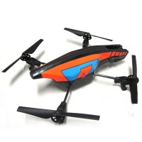 Parrot AR.Drone 2.0 Quadcopter Controlled by iPod touch/iPhone/iPad/Android