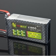 High Quanlity Rechargable LION Power 11.1V 1200MAH 25C LiPo Battery BT682