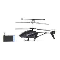 UDI dirc U807A 3.5-Channel iPhone/Android Controlled RC Toy Helicopter with Gyro