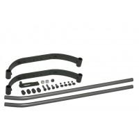 Brace & Skid Set for GAUI X4 204180