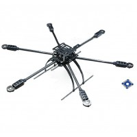 SIGMA Summit SS6 Long Flying Hexacopter  6-axis Carbon Fiber Aircraft SS6-ARF FPV Multicopter