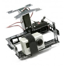 Helibest MC6500PRO V4.0 2-Axial Camera Mount Gimbal with 2 DS2600Diji Servos for Multicopter FPV Photography