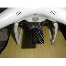 Carbon Fiber Telemetry Holder Bracket for DJI Phantom Quadcopter Multicopter