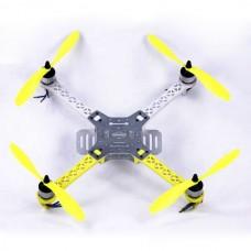 ST360 Multi-Rotor Aircraft Quadcopter Wheelbase + 4pcs 2210 Brushless Motor Set